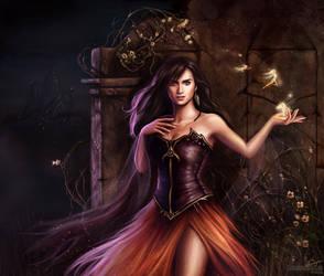 Goblin Nights, Fairy Bites by LouisaGallie
