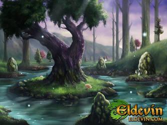 Eldevin - Isle of Nasaroth by LouisaGallie