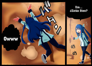 Fairy Tail - Ch 287 by WendyTsq