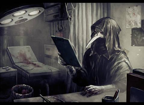 Next patient, please...