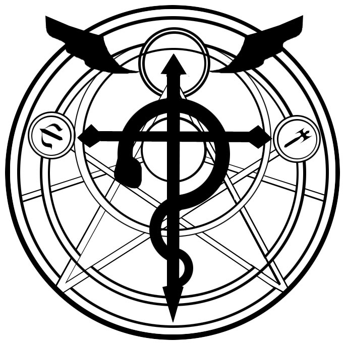 Transmutation Circle By Cheshirespikz On Deviantart