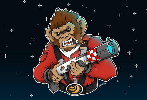 Pogo the Space Monkey