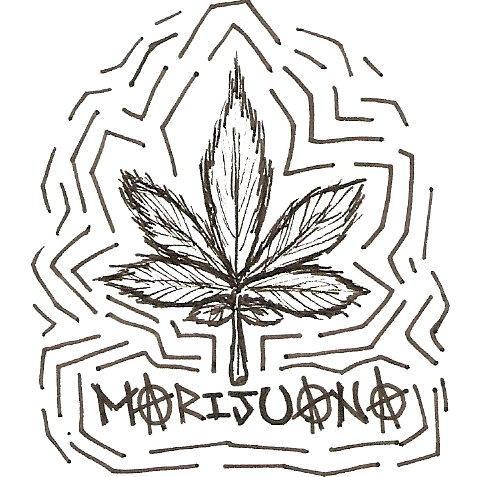 marijuana by macotaco