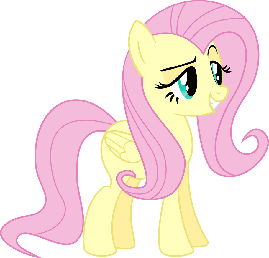 Fluttershy for TristanTreg by blueblitzie