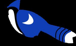 Frisky Bluejay's Cutie Mark by blueblitzie