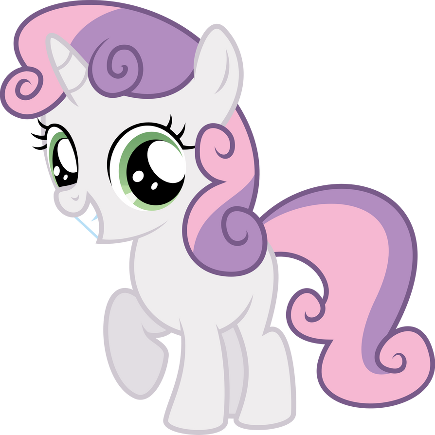 Sweetie Belle- Season 2 Poster Collab by blueblitzie