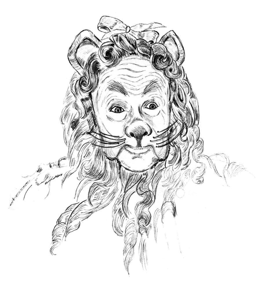 Img13deviantart E6ac I 2011 Cowardly LionLaser