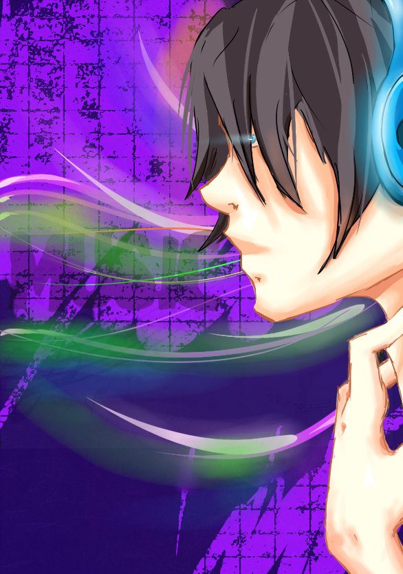 Music is my Life by Chowaa on DeviantArt