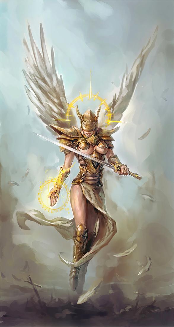 .archangel by ml-11mk on DeviantArt