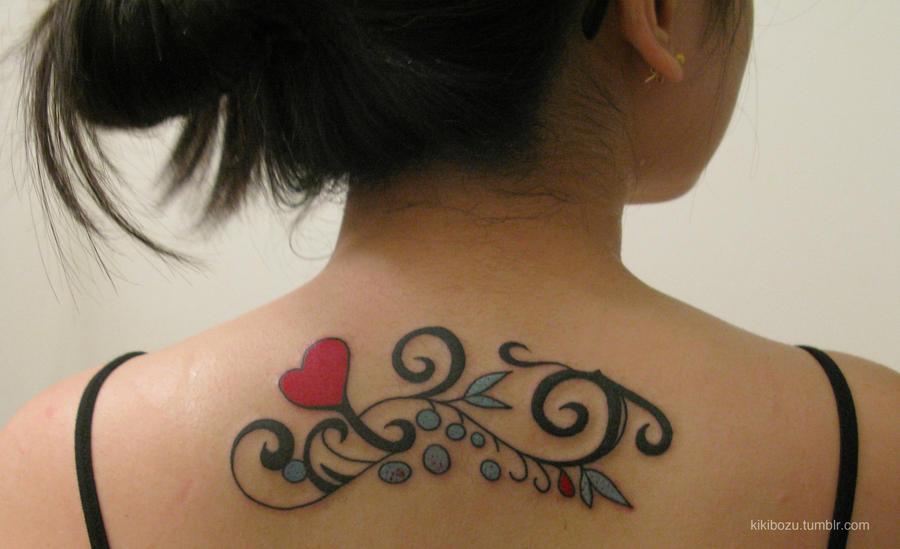 My first tattoo by kiki bozu on deviantart for Kiki tattoo artist