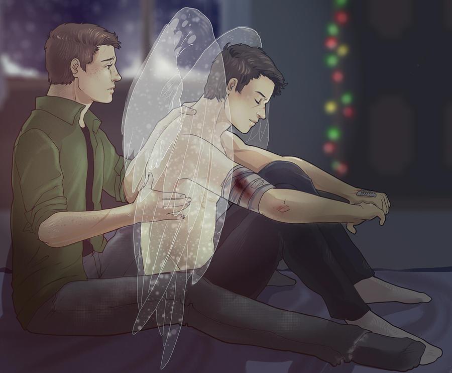 Healing by ass-butt