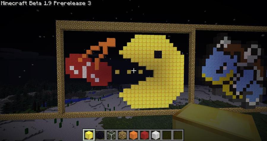 Pacman Cherry