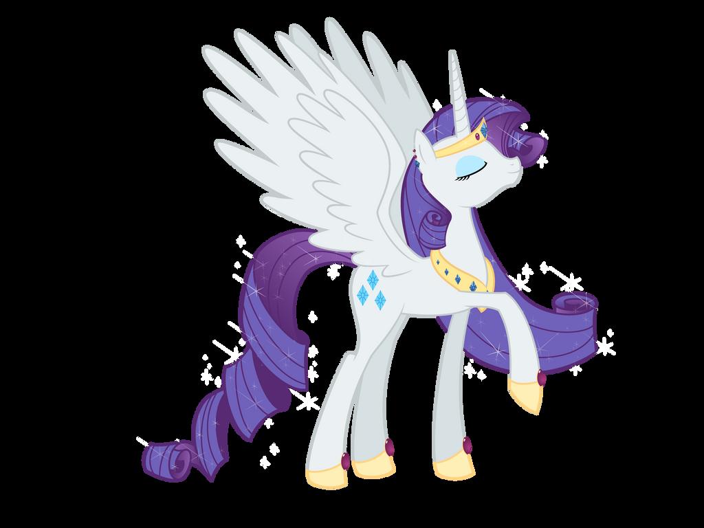 Princess Rarity by Nianara