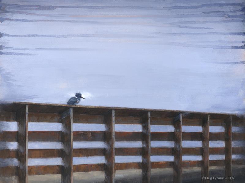 Serenity by MegLymanArt