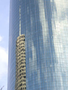 Reflected Tower