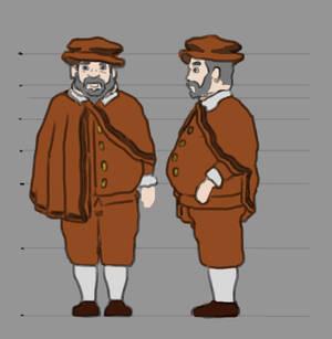 Merchant of the Merchant Guild Merchants Guild V.1