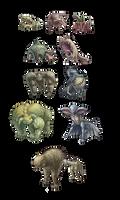 Mutant Monsters