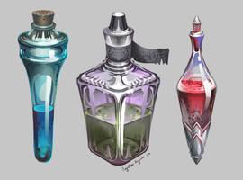 Those Potions