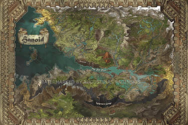 Hanoid Map