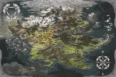 Eternum Map