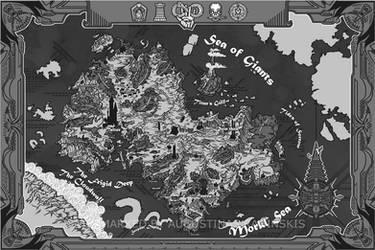 Taltor Map by AugustinasRaginskis