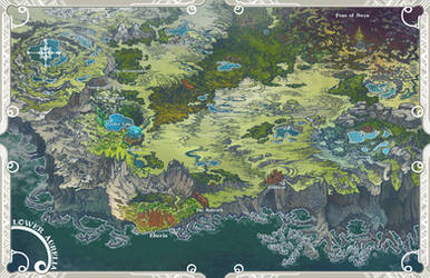 Lower Aurelia Map