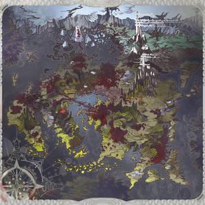 Craterhood Map