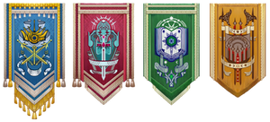 Valen Banners