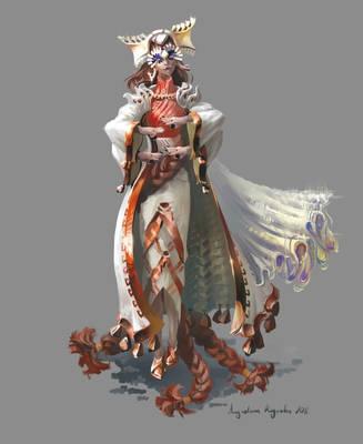 Priestess of Sound