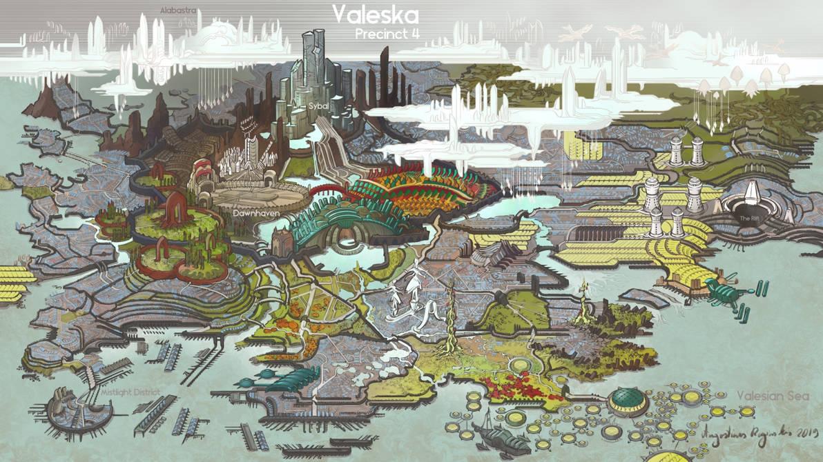 Great City of Valeska