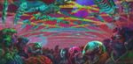 Neon Skies by AugustinasRaginskis