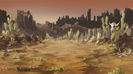 Desert by AugustinasRaginskis