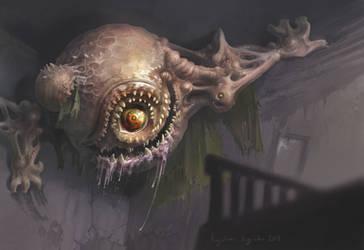 Fleshy Guest by AugustinasRaginskis