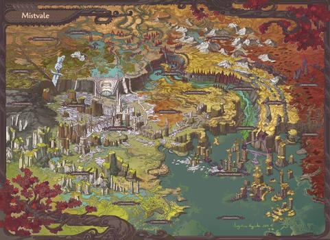 Endless Autumn Map