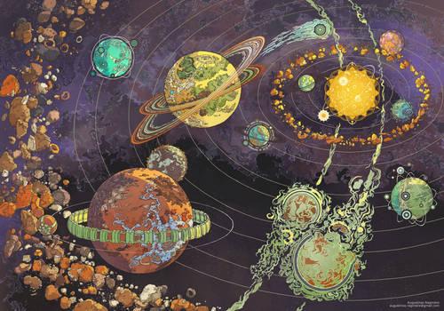 Hello Planets