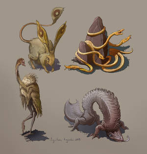 Creatures of the Desert 2