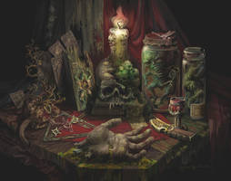 Preparations for a Spell