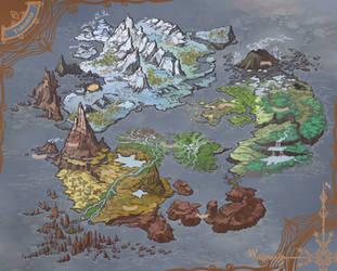 Tokotna Map