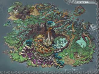Etirvandil Map by AugustinasRaginskis