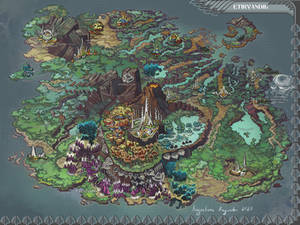 Etirvandil Map