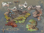 Gomdirth map by AugustinasRaginskis