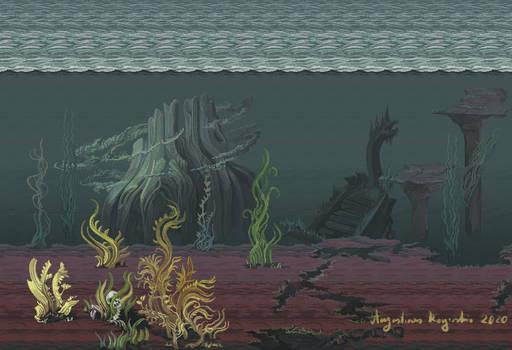 Pixel Sea