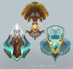 The Glorious Crests