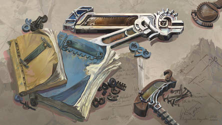 Tools of the Trade by AugustinasRaginskis