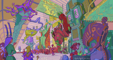 Robot Fair