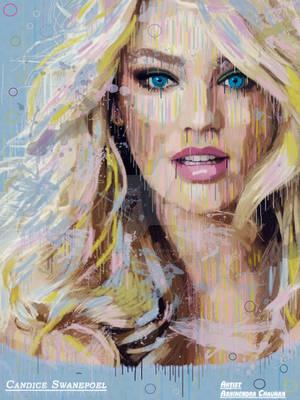 Digital painting Splatter paint Effect...