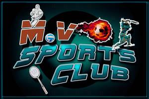 Sports Club Design by abhinendrachauhan