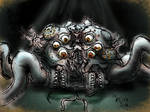 The shoggoth by NinjaLliam