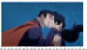 Superman x Wonder Woman stamp by PrincessRavenLover18