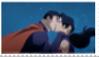 Superman x Wonder Woman stamp by AquaGemPrincess